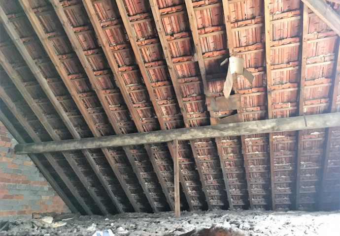 Roof timber inspections